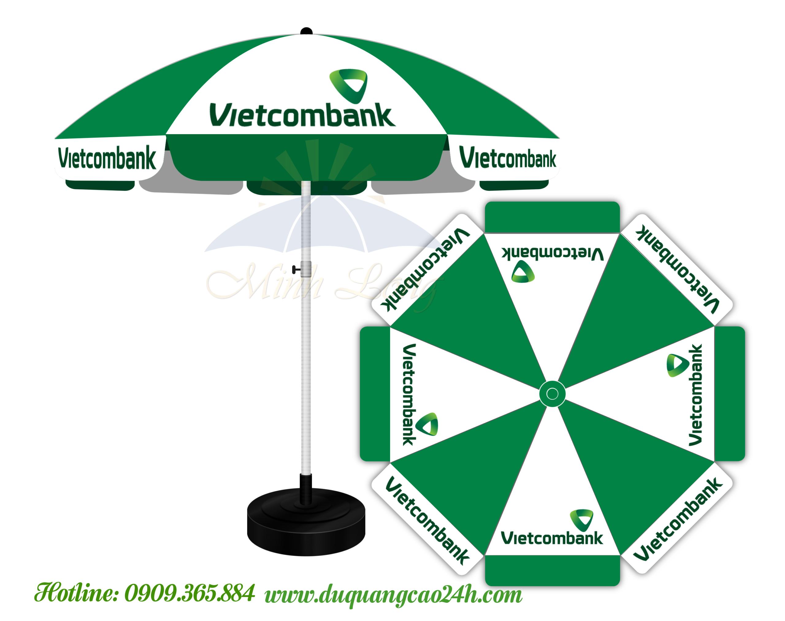 Dù quảng cáo Vietcombank