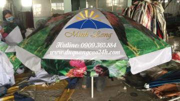 Xưởng làm dù quảng cáo tại Đắk Lắk giá rẻ